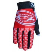 Youth Comp Gloves - Red