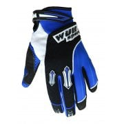 Youth Stratos Gloves - Blue