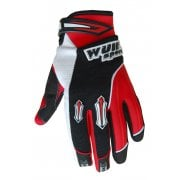 Youth Stratos Gloves - Red