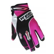 Youth Stratos Gloves - Pink