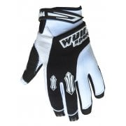 Youth Stratos Gloves - White