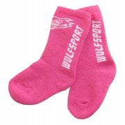 Childrens Cubs Sock - Pink