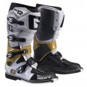 Adults SG12 MX Boots - Grey/ Magnesium/ White