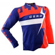 Adults Cero Trials Jersey - Blue
