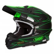 Adults VFX-W Hectic TC4 Helmet - Green