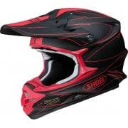 Adults VFX-W Hectic TC1 Helmet - Red
