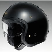 Adults J.O Helmet - Plain Black