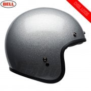 2020 Adults Custom 500 DLX Helmet - Flake Silver