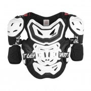 Adults 5.5 Pro HD Chest Protector - White