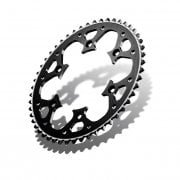 Radialite Rear Sprocket - Husqvarna CR/TE/TC125-501 1998-2013, Gas Gas EC125-450 1999-2018, Beta RR Up To 2012 - Black/ 50T