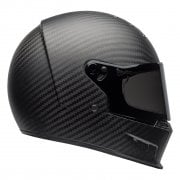 2020 Adults Eliminator Carbon Helmet - Solid Matte Black