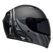 2020 Adults Qualifier STD Helmet - Integrity Matte Camo (Black/Grey)