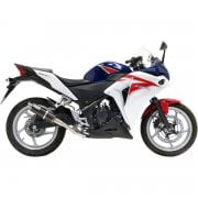 GP Corsa Slip On Silencer - Honda CBR 250R 2011-14