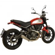 GP Style Slip On Silencer - Ducati Scrambler 800 2015-16