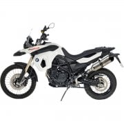 LV One Evo Slip-On Silencer - BMW F 800 GS 2008-16, F 700 GS 2013-16, F 650 GS Twin 2008-10