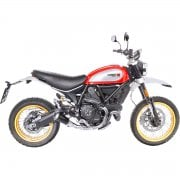 LV-10 Slip-On Black Edition Silencer - Ducati Scrambler 803 Desert Sled 2017-19