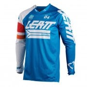 Adults GPX 4.5 X-Flow Jersey - Blue/ White