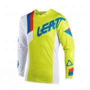 Adults GPX 5.5 Ultraweld Jersey - Lime/ White