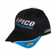 Factory Racing Baseball Cap - Black