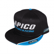 Factory Racing Snap Back Hat - Black