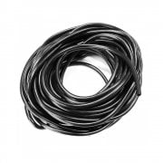 Fuel Pipe - 6mm x 10mm - Black/ 25 Metre