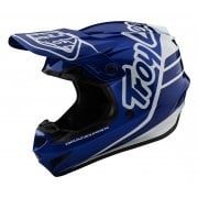 2020 Adults GP Helmet - Silhouette - Navy/ White