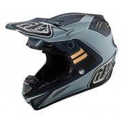 2020 Adults SE4 Composite Helmet - Flash - Grey/ Silver