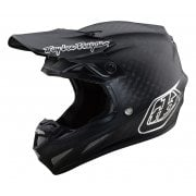 2020 Adults SE4 Carbon Helmet - Midnight Black