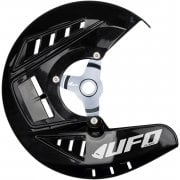 Front Disc Cover Kit - Honda CRF250/450R 2013-18 - Black