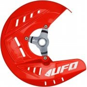Front Disc Cover Kit - Honda CRF250/450R 2013-18 - Red