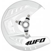 Front Disc Cover Kit - KTM EXC & EXC-F Models 2010-16, SX 125/150 2011-14 - White