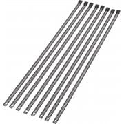 "14"" Stainless Steel Ladder Style Cable Ties - 8 Pack"