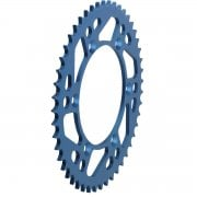 Rear Sprocket - Yamaha YZ 80/85 1993-2019 - Blue/ 52T