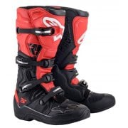 Adults Tech 5 Boots - Black/ Red
