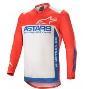 2021 Adults Racer Supermatic Jersey - Grey/ Black