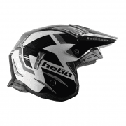 Adults Zone 4 Balance Trials Helmet - Grey