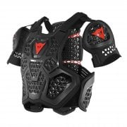 MX1 Roost Guard Body Armour - Black