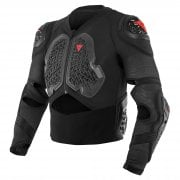 MX 1 Safety Jacket Body Armour - Black