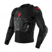 MX 2 Safety Jacket Body Armour - Black