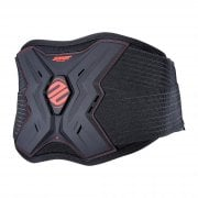 Adults Protector Kidney Belt - Black/ Red