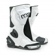 Adults Adria SR Road Boots - White