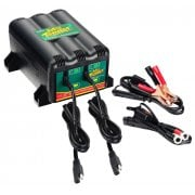 1.25A 2 Bank Battery Charger