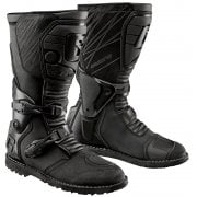Adults Dakar Adventure Boots - Black
