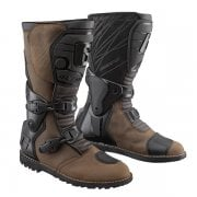 Adults Dakar Adventure Boots - Brown