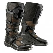 Adults Fastback Enduro Boots - Black/ Brown