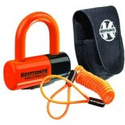 Evolution Disc Lock - Premium Pack With Pouch & Reminder Cable