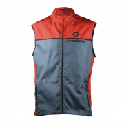 Adults Line Gilet Vest - Red