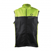 Adults Line Gilet Vest - Yellow