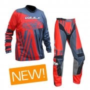 2021 Youth Ventuno Jersey & Pants Kit - Red