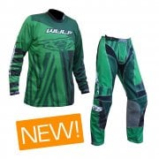 2021 Youth Ventuno Jersey & Pants Kit - Green
